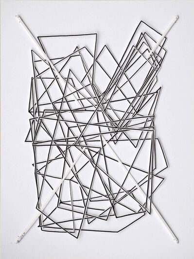 Serena Amrein, 'Titel: 6 x 1= 1 (No. 6) ', 1995