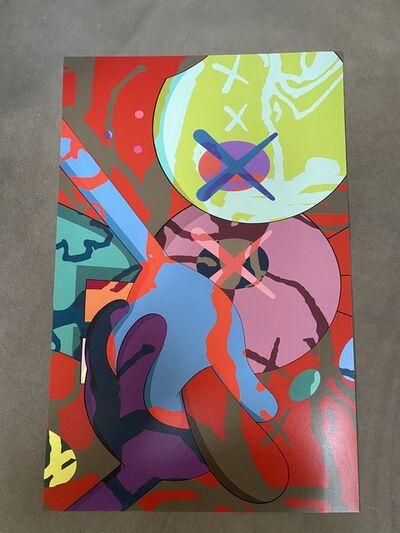 KAWS, 'KAWS MOMA Exhibition Print', 2016