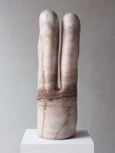 Julian Watts, 'Pink Statue 2', 2018