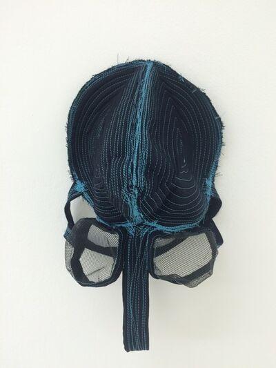 Isa Melsheimer, 'Trekking Mask V', 2015