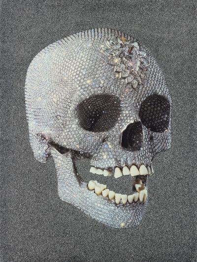 Damien Hirst, 'For the Love of God, Laugh (Large Diamond Skull)', 2207