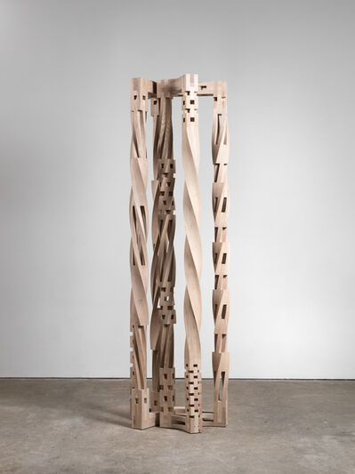 Richard Deacon, 'Under The Weather #5', 2018