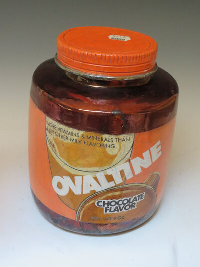 Karen Shapiro, 'Ovaltine Jar', 2020