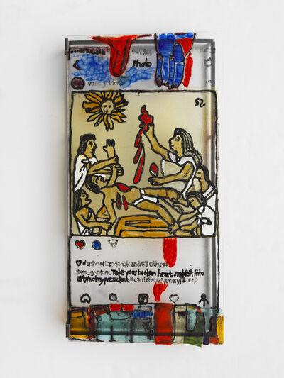 Jessica Jackson Hutchins, 'Take Your Broken Heart, Make it Into Art', 2017