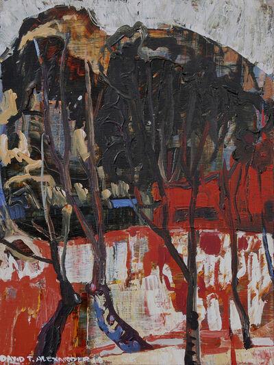David Alexander, 'Coastal Contrast', 2018