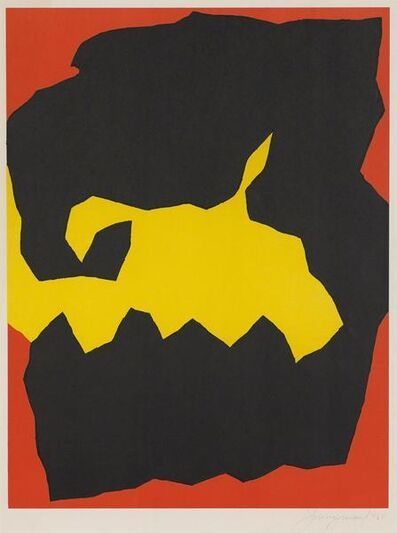 Jack Youngerman, 'Crunch', 1964