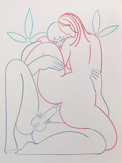 ALPHACHANNELING, 'Untitled', 2017