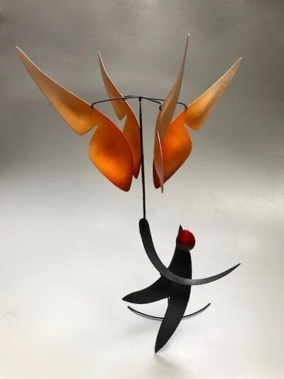 Mark Davis, 'Bird of Paradise', 2020