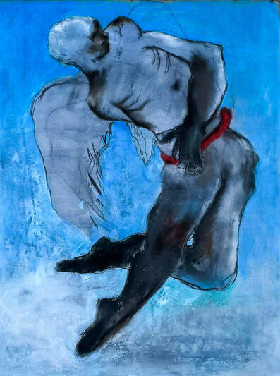 Sadikou Oukpedjo, 'Ange', 2018