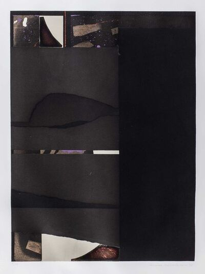 Louise Nevelson, 'Untitled - Silver', 1973