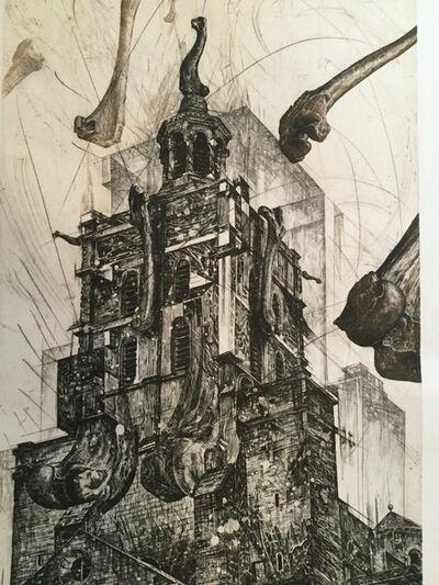Nall, 'Cathedrale de Bones', 1986