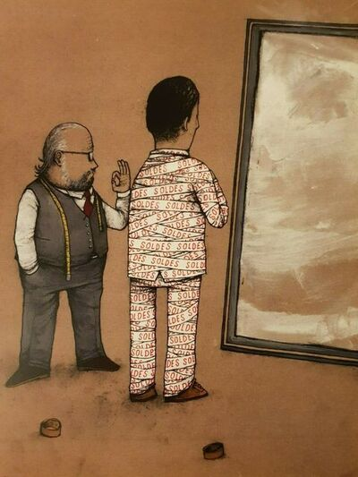 """dran, 'DRAN """"SUR MESURE"""" SIGNED & NUMBERED BY ARTIST', 2018"""
