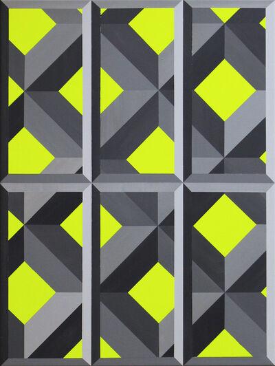 Silvia Binda Heiserova, 'Grid I', 2017