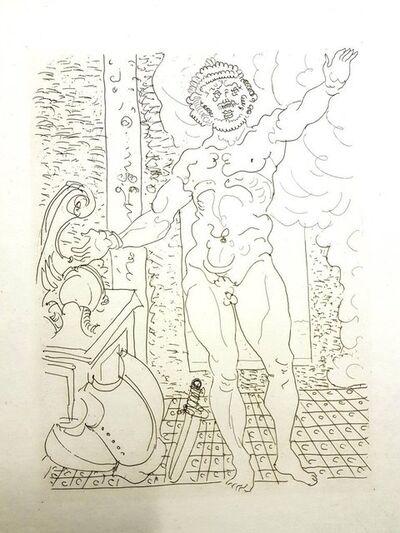 """André Derain, 'Original Etching """"Héroïdes by Ovide I"""" by André Derain', 1938"""