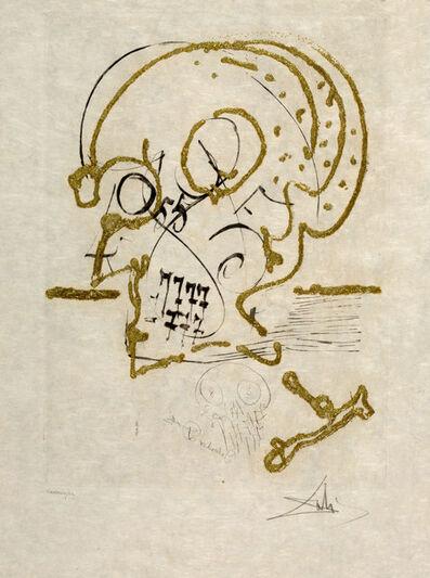 Salvador Dalí, 'Decline. Les Amours Jaunes ', 1974
