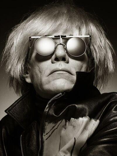 Albert Watson, 'Andy Warhol', 1985