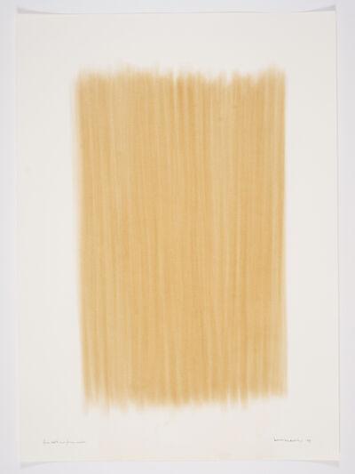 herman de vries, 'from earth: monfumo-asolo III', 1991