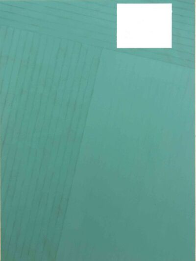 Richard Martinez, 'New Ultra Blue Green', 2014