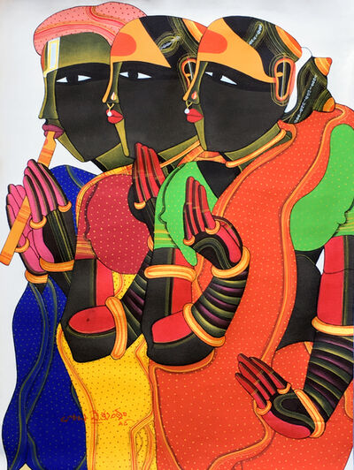 Thota Vaikuntam, 'Untitled', 2019