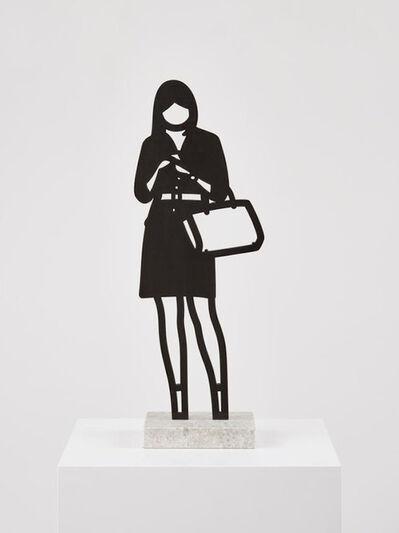 Julian Opie, 'Handbag', 2018