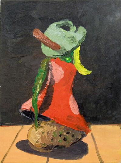 Fritz Bornstück, 'in memoriam nature girl', 2015