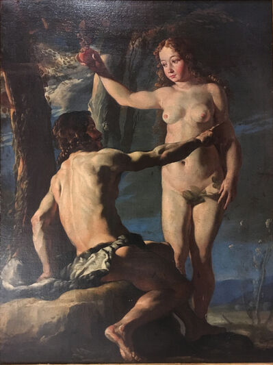 Matthias Stomer, 'Adam and Eve', 1600-1652