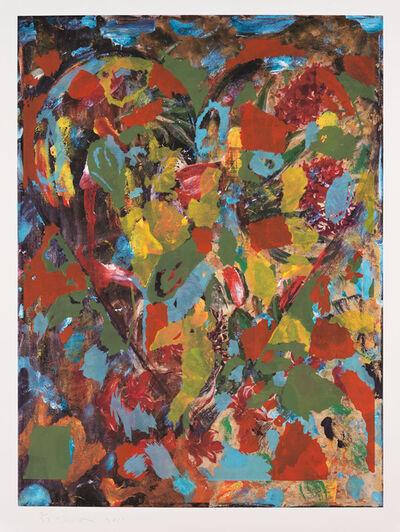 Jim Dine, 'The Big One', 2011