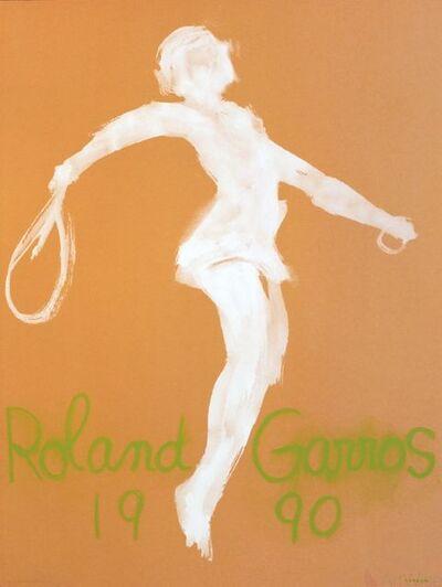 Claude Garache, 'Roland Garros', 1990