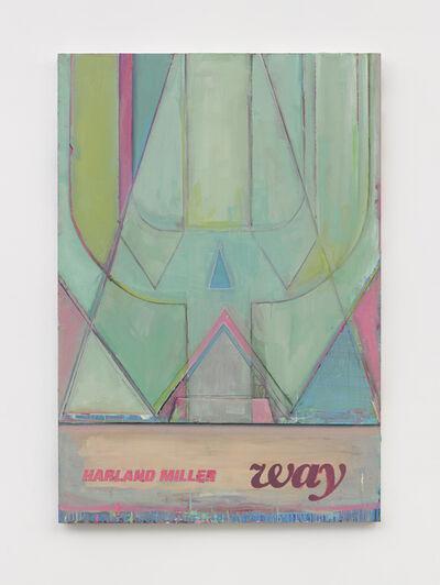 Harland Miller, 'Way', 2019