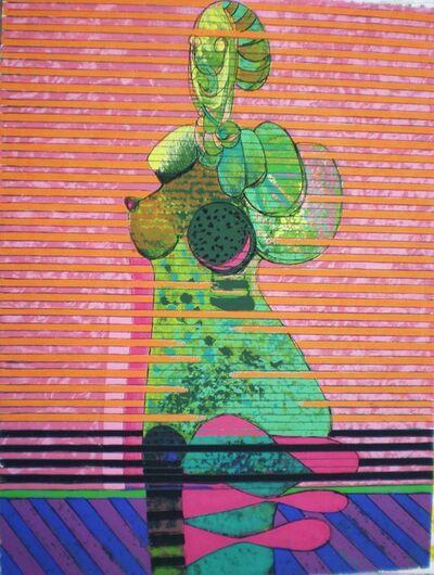 Vladimir Cora, 'Mujer', 1995