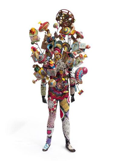 Nick Cave, 'Soundsuit', 2010