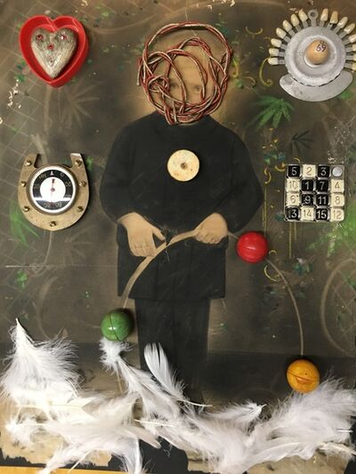 Philip Kuznicki, 'Occupant No. 69', 2019
