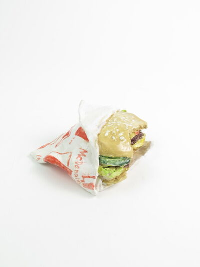 Rose Eken, 'Mc Donalds Burger', 2018