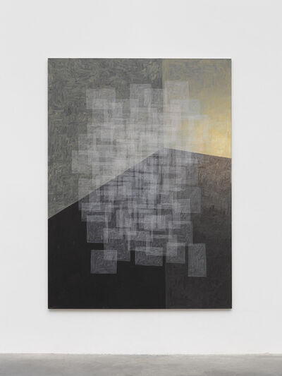 Peter Schuyff, 'Nicotine', 1984