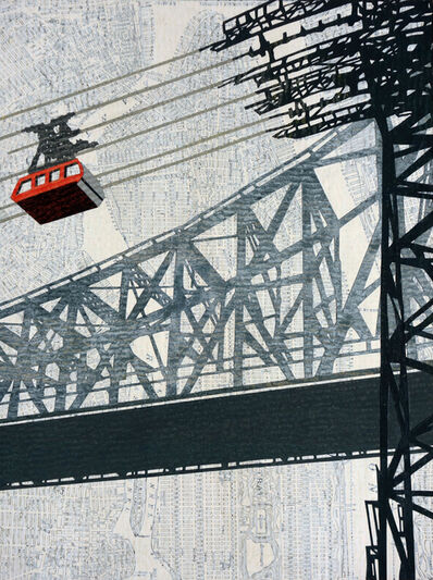 William Steiger, 'Roosevelt Island Tram/Bridge', 2020