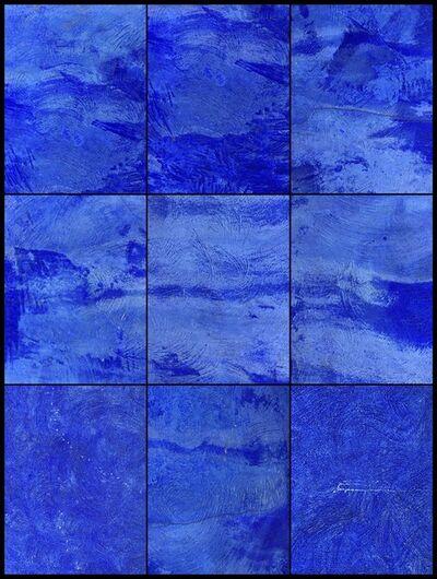 Michael Haggiag, 'Blue Wall', 2015