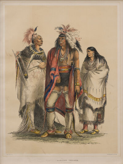George Catlin, 'North American Indians ', c. 1844