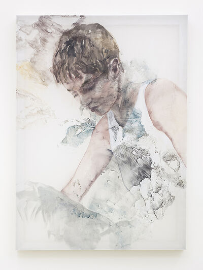 Matt Saunders, 'Portrait', 2017