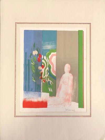 Paul Guiramand, 'Intern with woman'