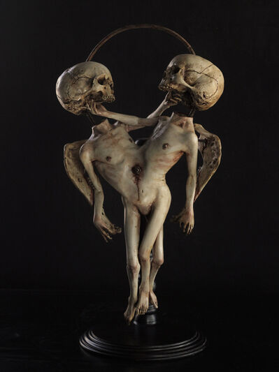 Emil Melmoth, 'Cain et Abel', 2020