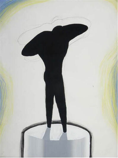 Jedd Garet, 'Silhouette II', 1980