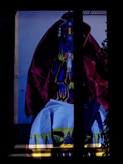DJENEBA ADUAYOM, 'KINDRED SPIRIT // 6', 2018