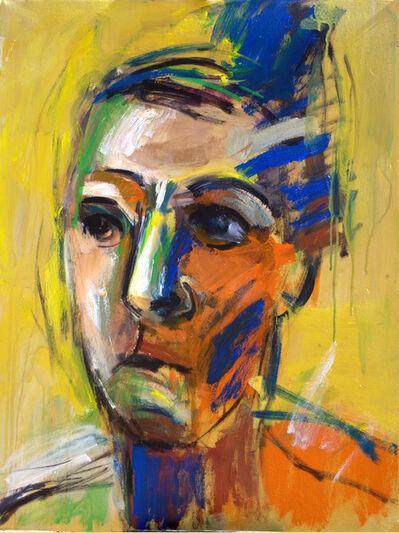 Mohamed Saleh Khalil, 'Portrait', 2014