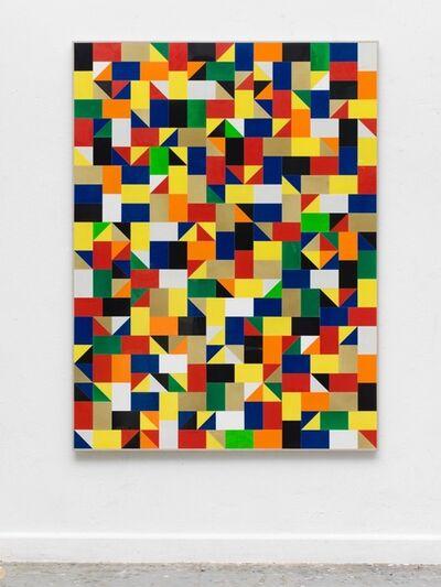 Gregor Hildebrandt, 'Das Bitzer Bild / e Bitzer Painting', 2018