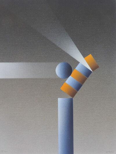 Julio Le Parc, 'Pochoir Espace VII ', 2000