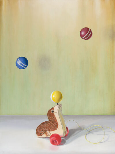Christopher Clamp, 'BALANCE', 2018