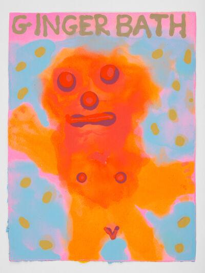 Nicole Eisenman, 'Ginger Bath', 2020
