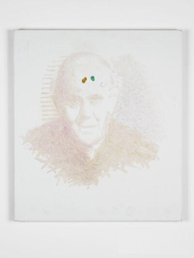 Luca Bertolo, 'Nieuwe Visie (Roger Raveel)', 2013