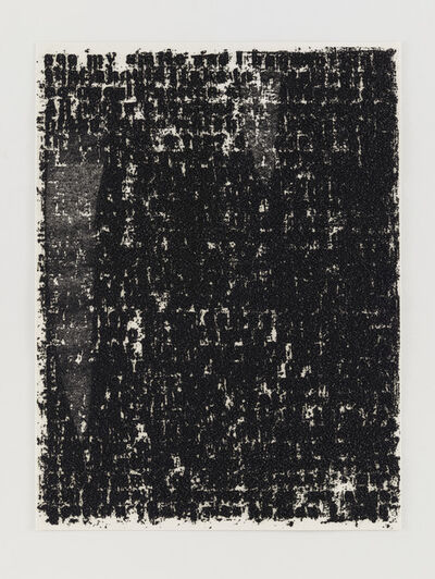 Glenn Ligon, 'Mirror II Drawing #20', 2010