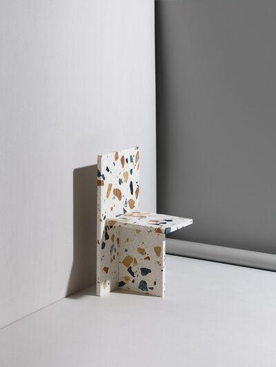 Max Lamb, 'Marmoreal Chair', 2014